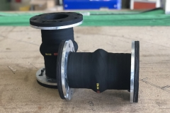 Rubber Expansion Joint  DN100 LG 270 mm